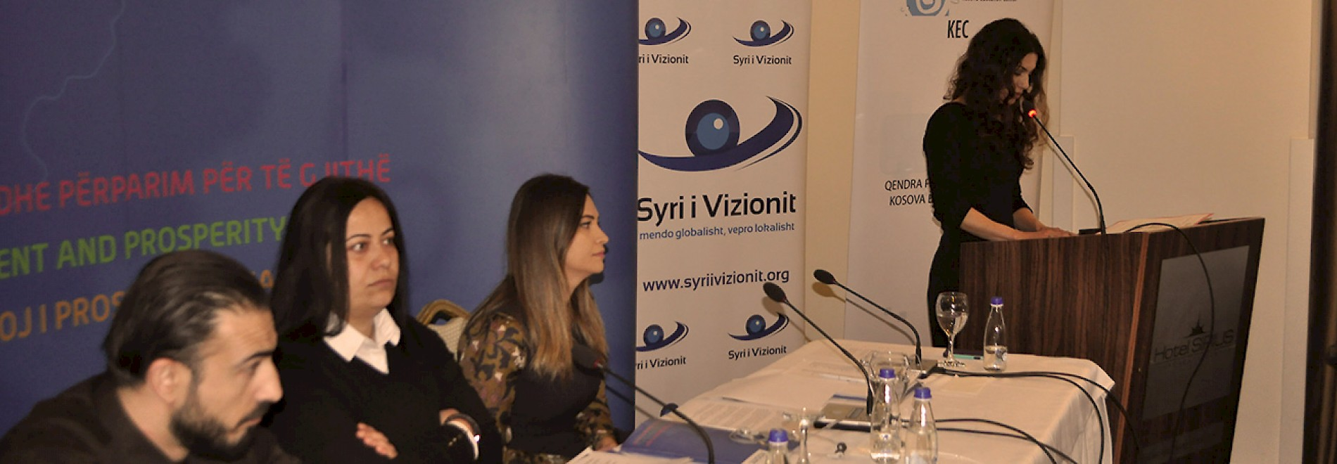"Launching of Project ""Kosovo Integration Initiative 2020 – KOSINT 2020"""