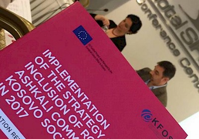 Evaluation Report on the Implementation of the Strategy for Inclusion of Roma and Ashkali Communities in Kosovo Society in 2017