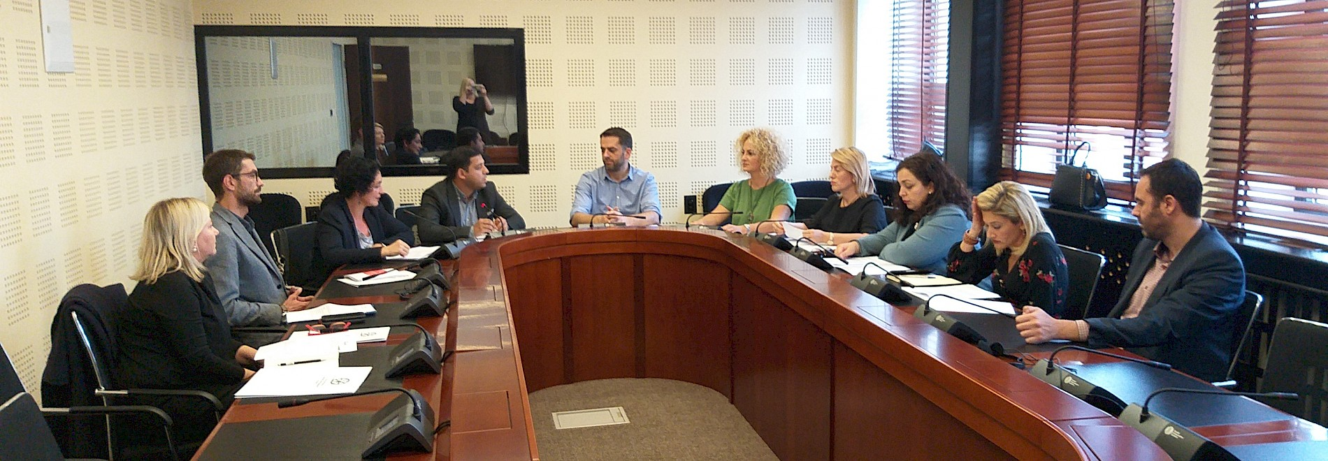 Meeting of Civil Society Organizations with Members of the Assembly of Kosovo