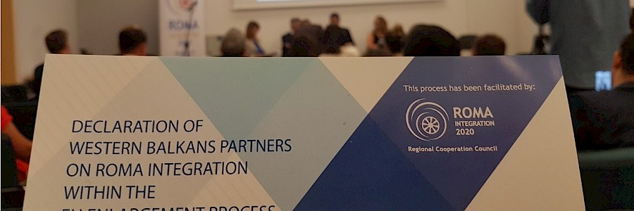 Poznan Summit: Declaration of Western Balkans Partners on Roma Integration within the EU Enlargement Process